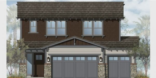 Plan 14 Craftsman