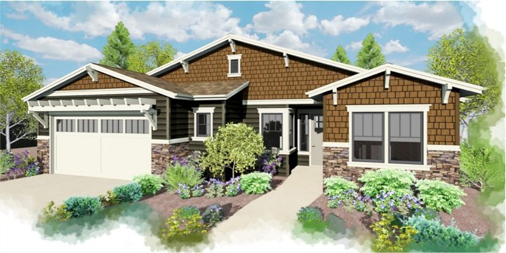 Plan 21 Craftsman