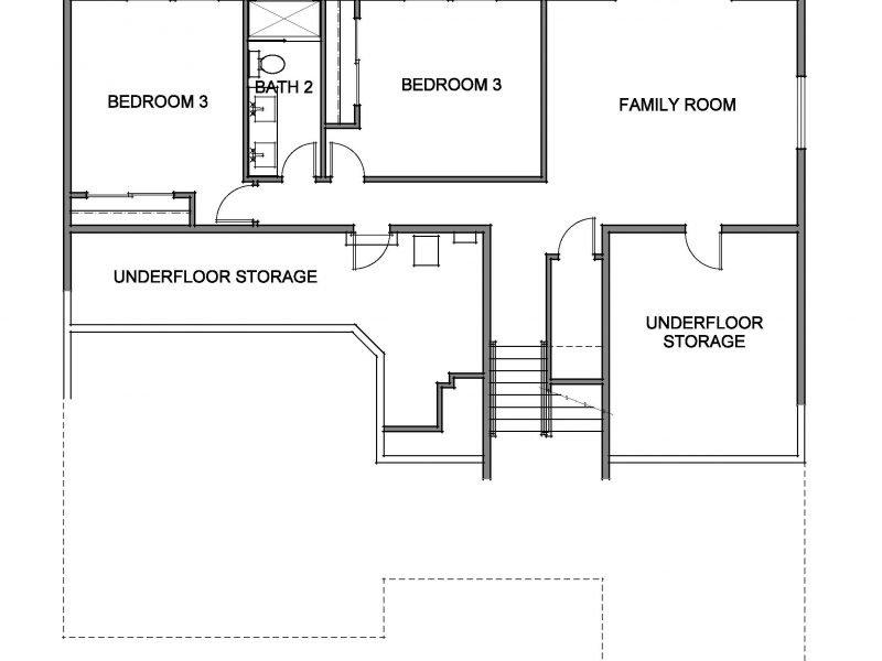 Gardenview Lower Floor