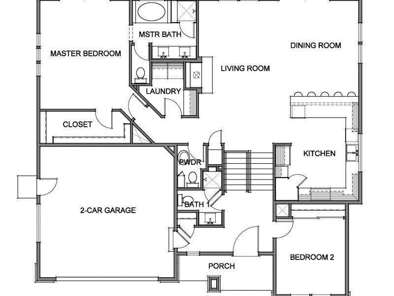 Gardenview Main Floor
