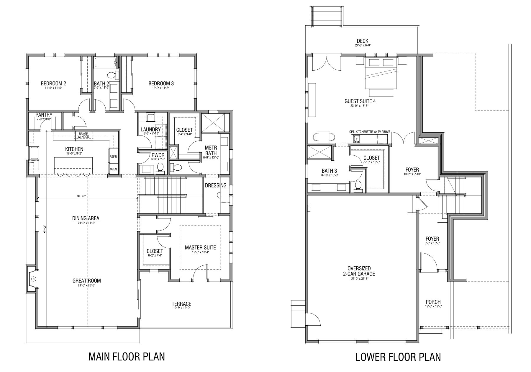 Floor Plan 5720 Fairway Knoll